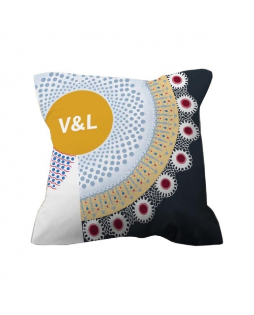 Pagalvė Crochet Chantilly 60x60 Victorio & Lucchino