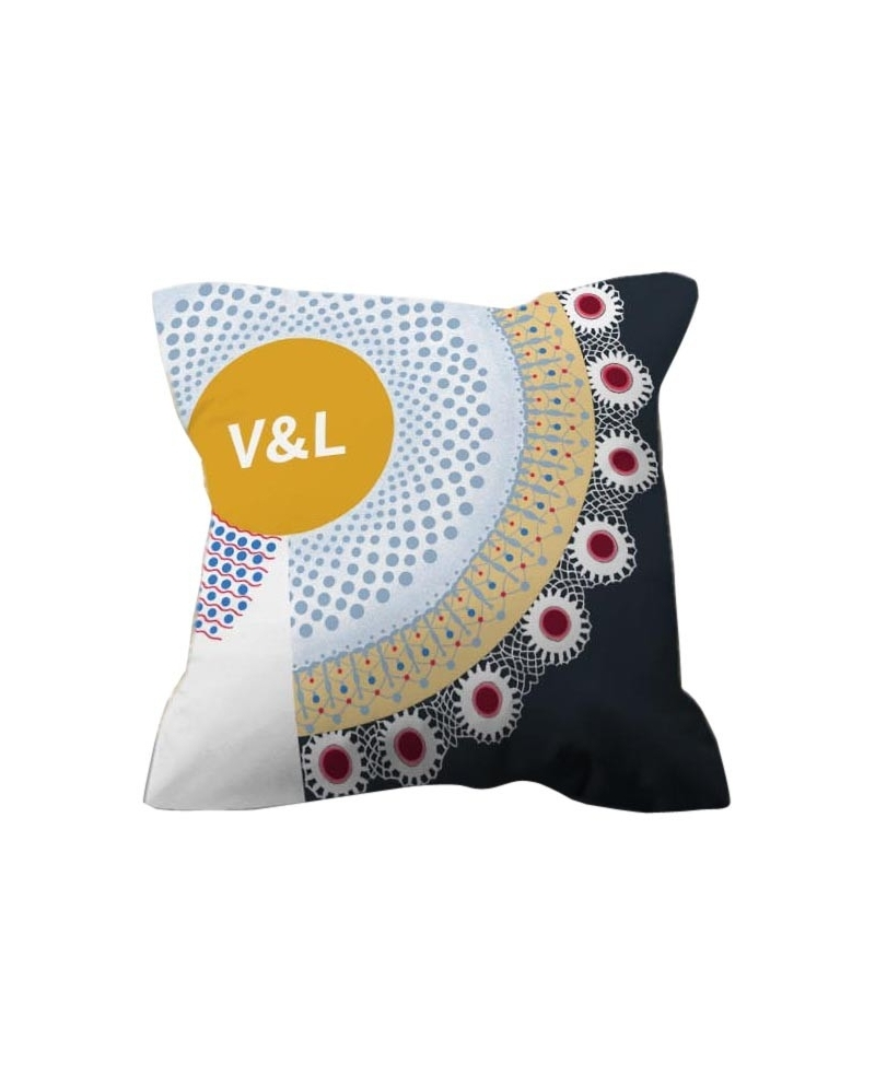 Pagalvė Crochet Chantilly